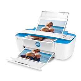 HP Deskjet 3720 - Verdens mindste All-in-One Printer