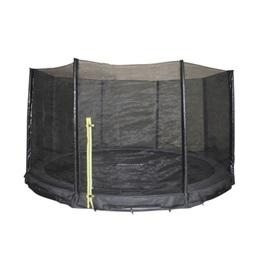 Max Ranger Pro trampolin IN-Ground inkl. Sikkerhedsnet Ø 396cm.