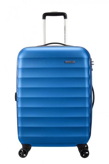 American Tourister Palm Valley - 67 cm, blå
