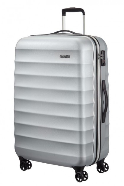 American Tourister Palm Valley - 77 cm, sølv