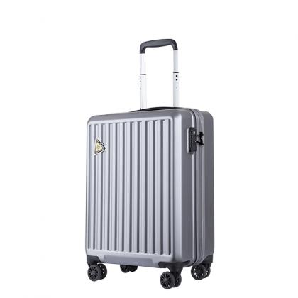 Conwood Spark kuffert - 69 cm, sølv
