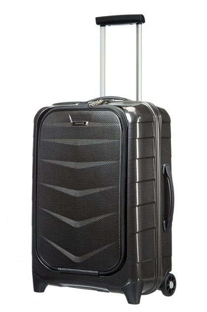 Samsonite Lite-Biz - 55 cm 2 hjuls kabinekuffert sort