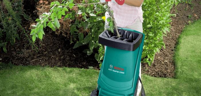 Kompostkværn Test