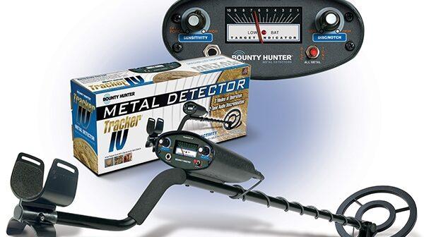 bedste metaldetektor