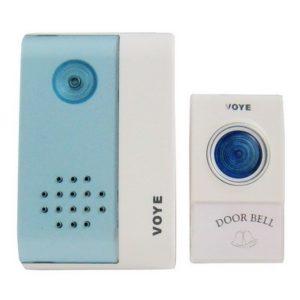 trådløs dørklokke test