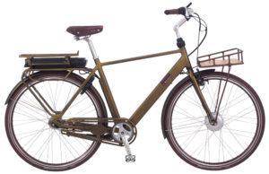 Elcykel testvinder