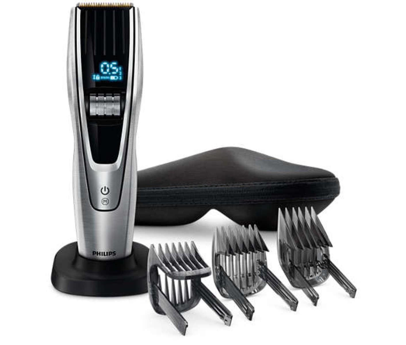 test af hårtrimmer
