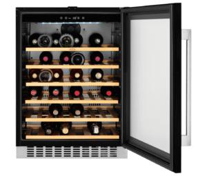 test vinkøleskab