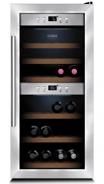vinkøleskab bedst i test