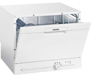 test af bordopvaskemaskine
