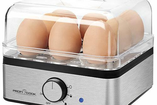 æggekoger bedst i test