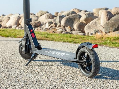 Ultramoderne El Løbehjul Test 2019 → Find det bedste el løbehjul [Elektrisk QE-32