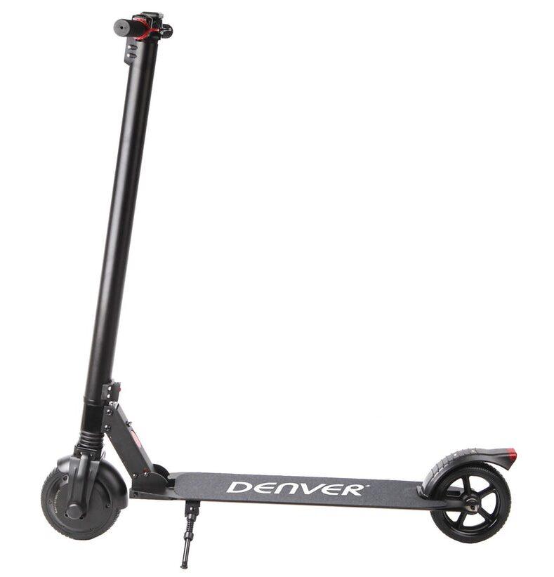 elektrisk løbehjul test