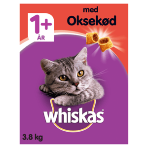 katte tørfoder