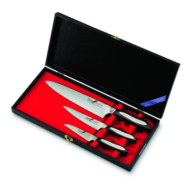 Køkkenknive sæt