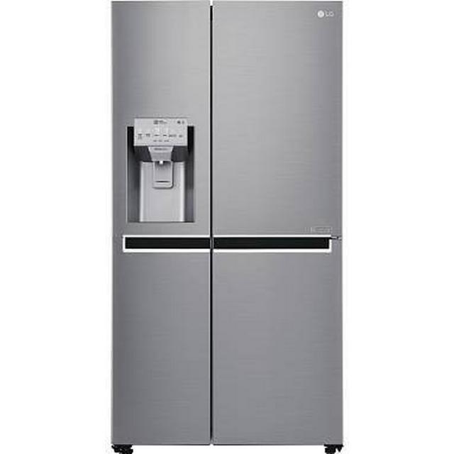 Amerikaner køleskab test