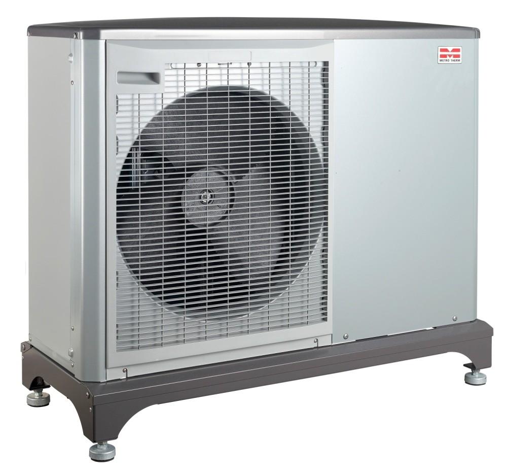 Bedste luft til vand varmepumpe