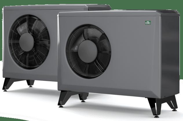 Luft til vand varmepumpe tilbud