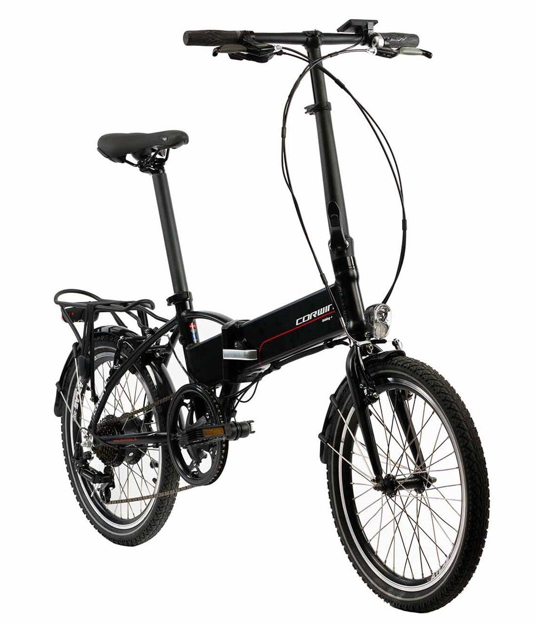 foldbar elcykel