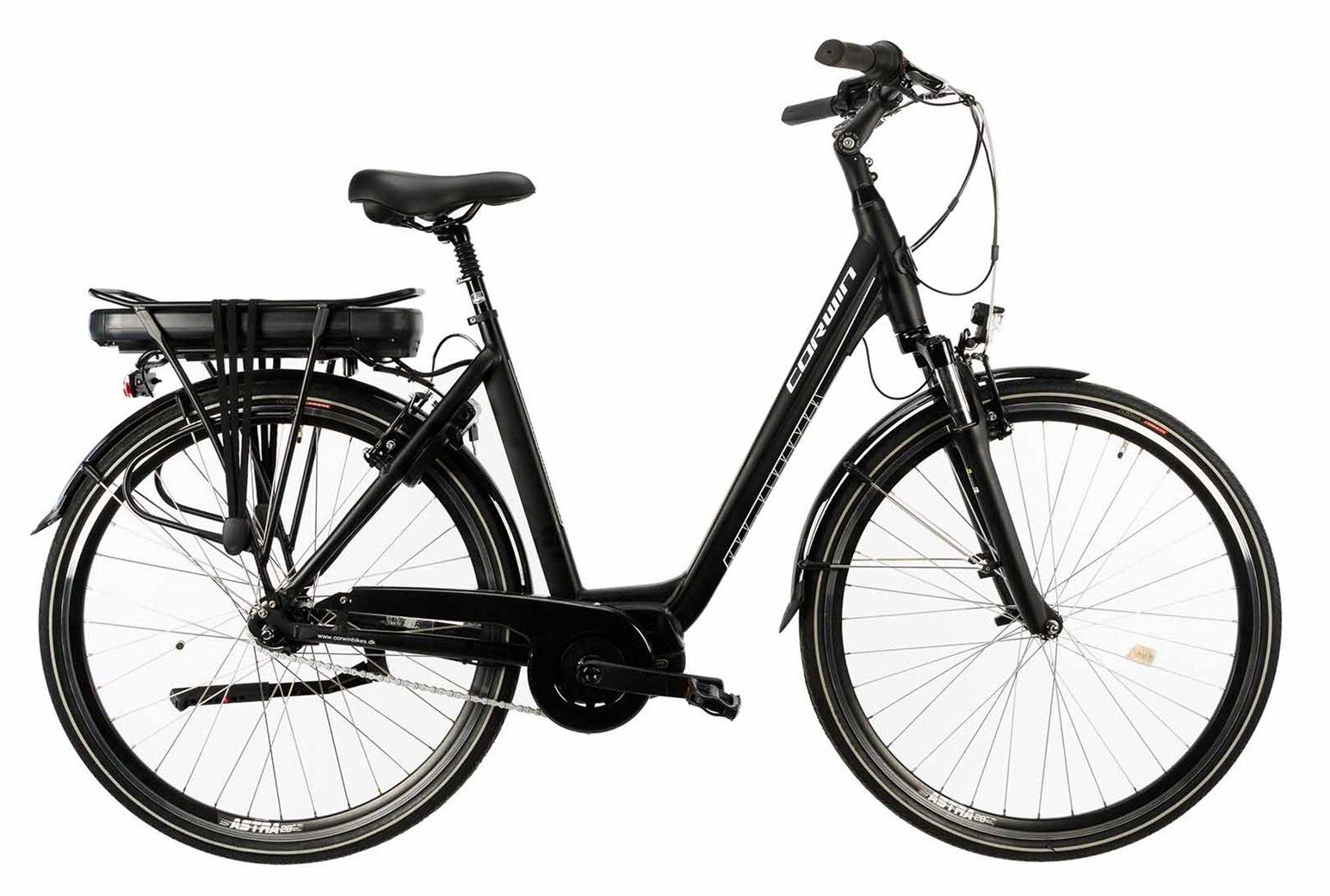 bedste elcykel til damer