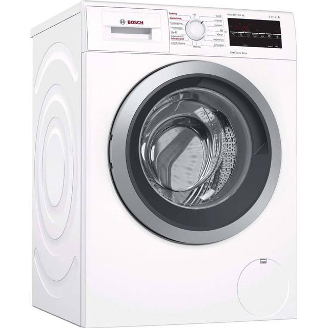 bedste vaskemaskine med tørretumbler