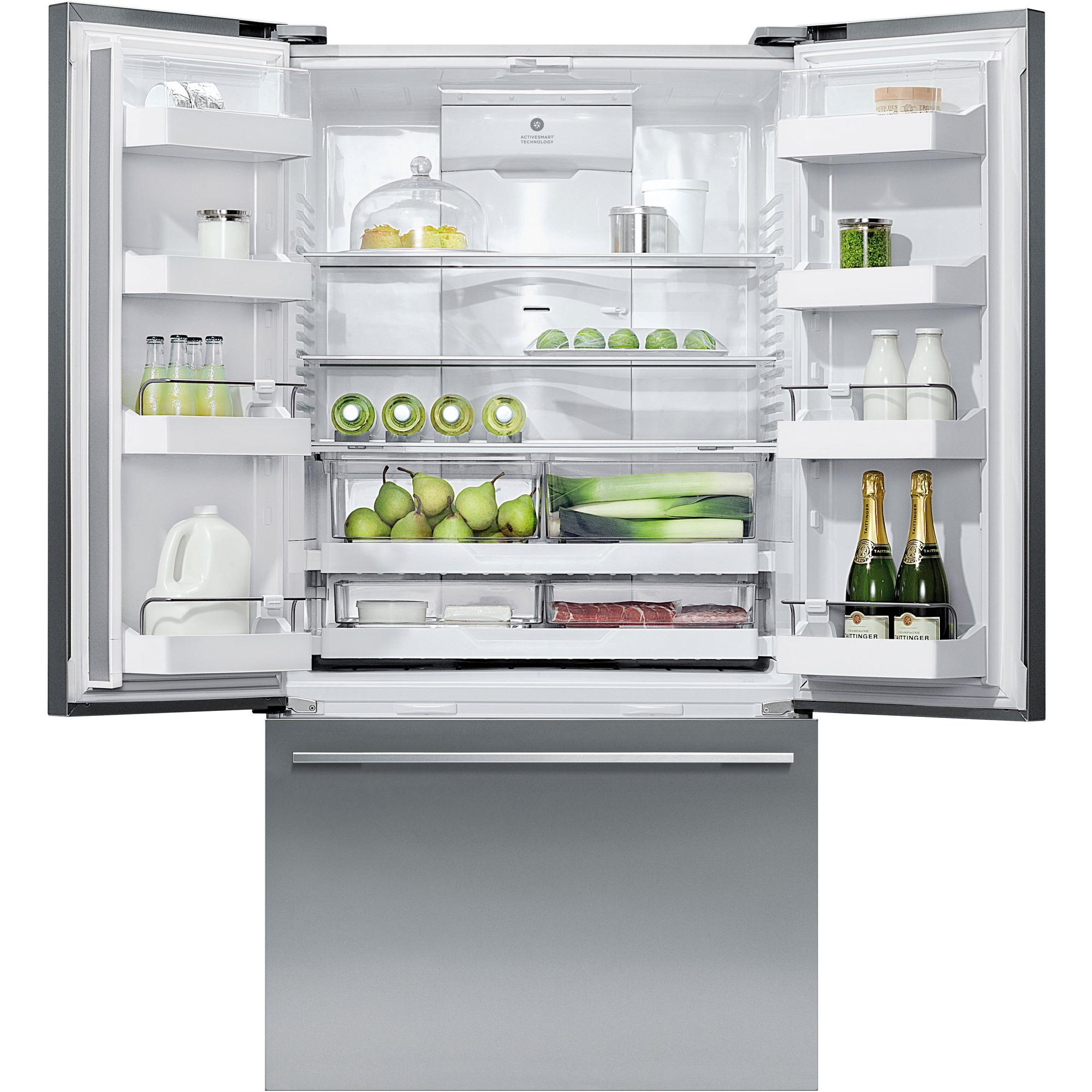 integreret køle fryseskab test
