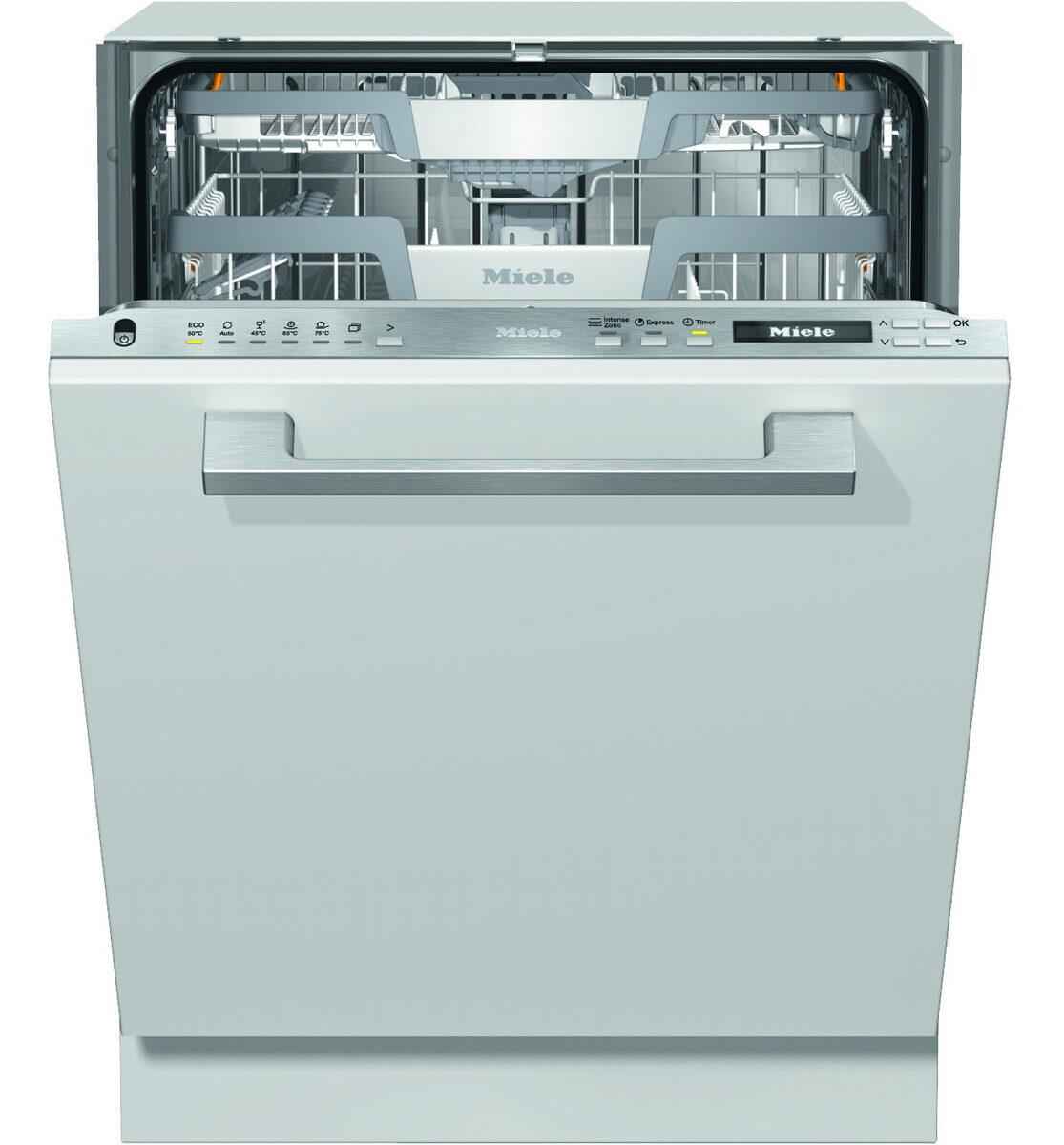 bedste integrerbar opvaskemaskine