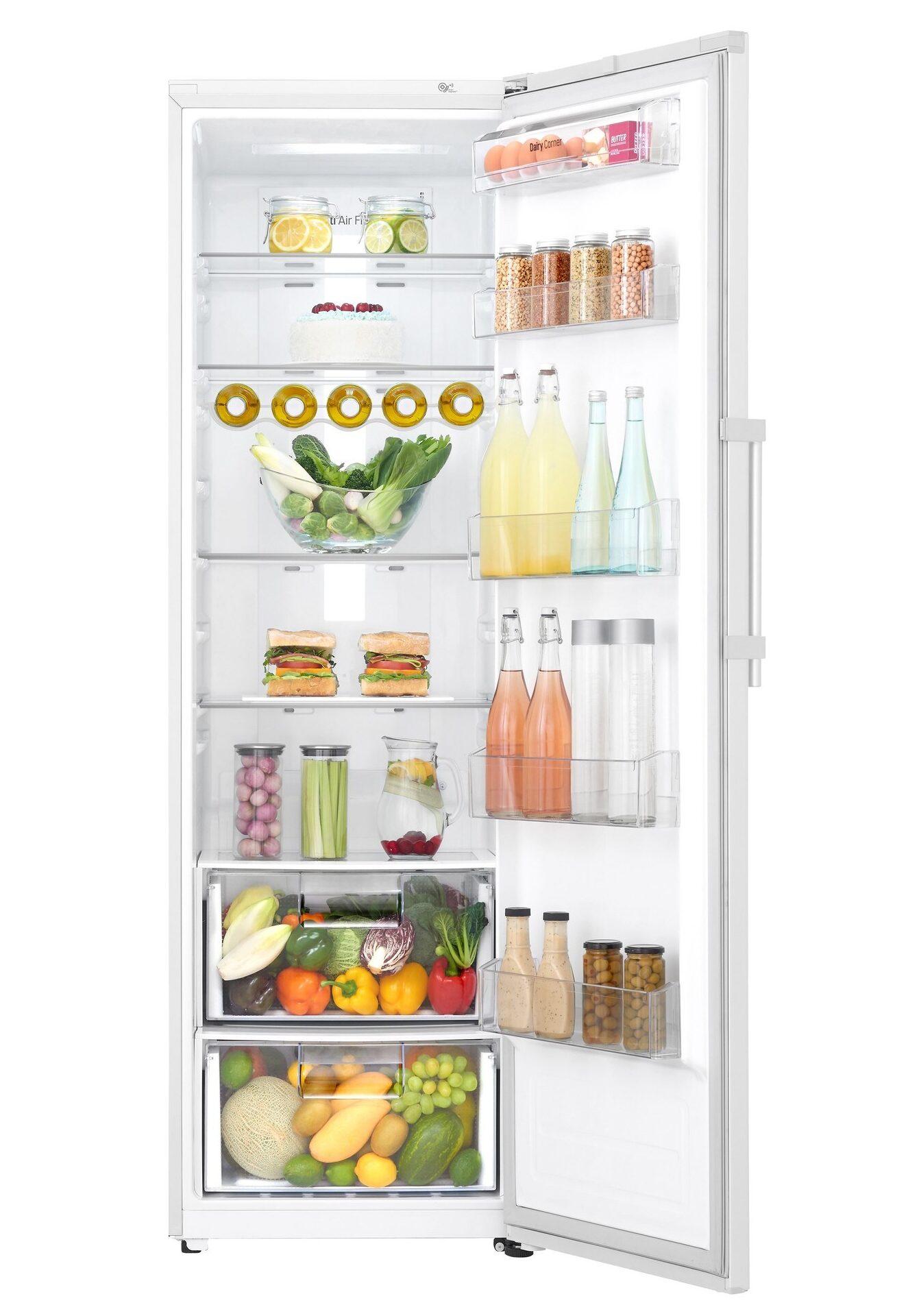bedste køleskab