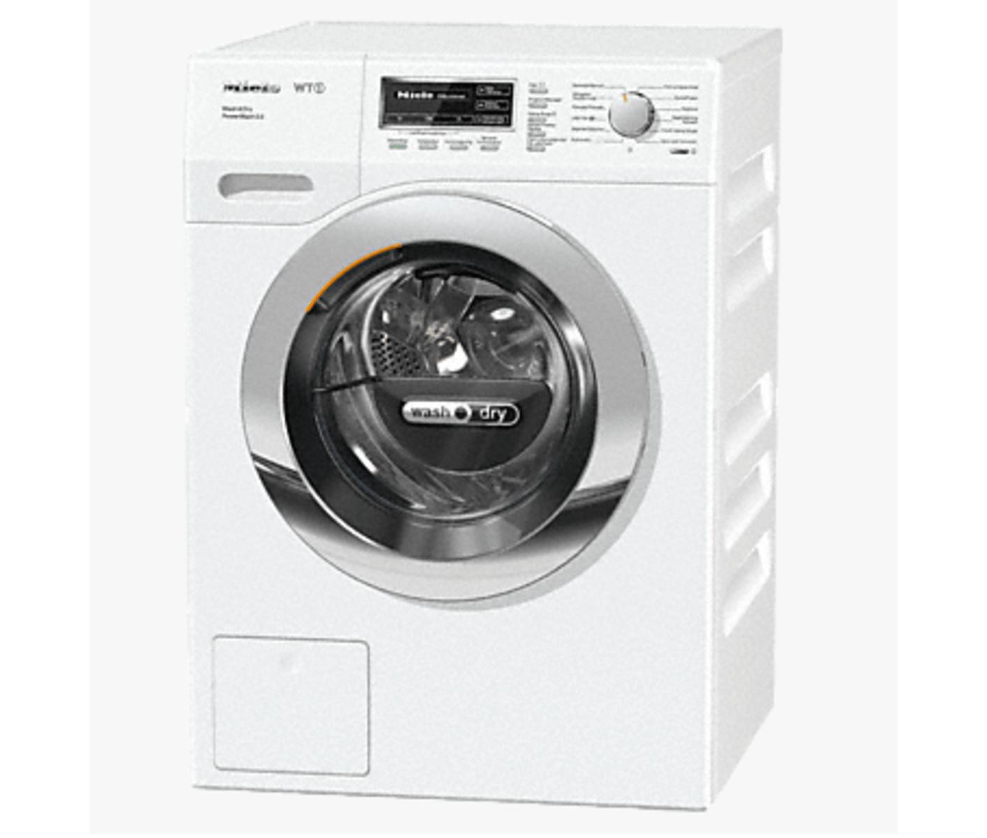 vaskemaskine med tørretumbler bedst i test