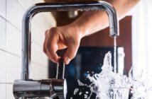 kogende vandhane test